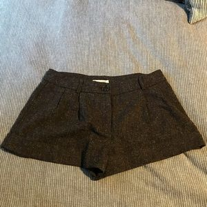 Urban Outfitters Tweed Style Shorts
